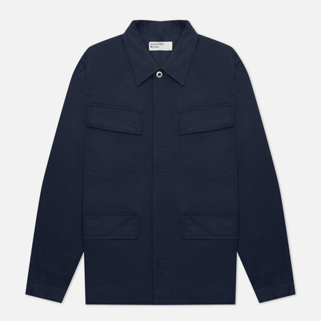 Мужская куртка Universal Works MW Fatigue Twill Navy