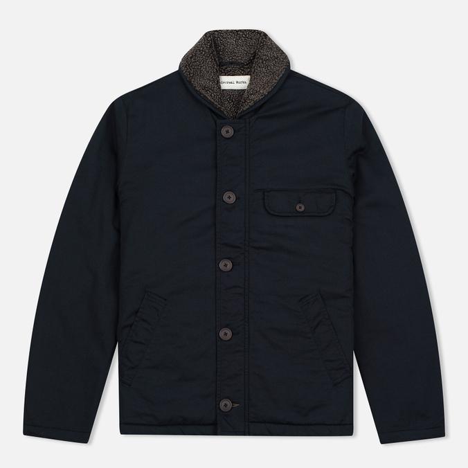 Мужская куртка Universal Works N1 Navy