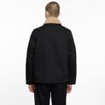 Мужская куртка Universal Works N1 Twill Black фото- 6