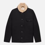 Мужская куртка Universal Works N1 Twill Black фото- 0