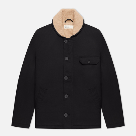 Мужская куртка Universal Works N1 Twill Black