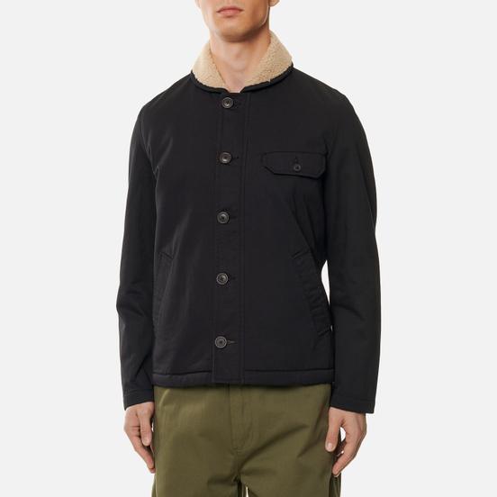 Мужская куртка Universal Works N1 Twill Black