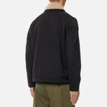 Мужская куртка Universal Works N1 Twill Black фото- 3