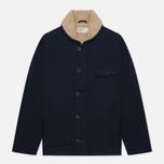 Мужская куртка Universal Works N1 Twill Navy фото- 0