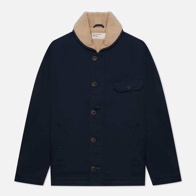 Мужская куртка Universal Works N1 Twill Navy