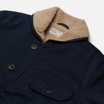 Мужская куртка Universal Works N1 Twill Navy фото- 1