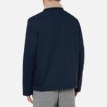 Мужская куртка Universal Works N1 Twill Navy фото- 3