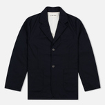 Мужская куртка Universal Works Two Button Caberdine Navy фото- 0