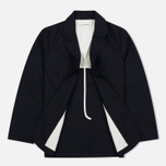 Мужская куртка Universal Works Two Button Caberdine Navy фото- 1