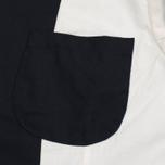 Мужская куртка Universal Works Two Button Caberdine Navy фото- 4