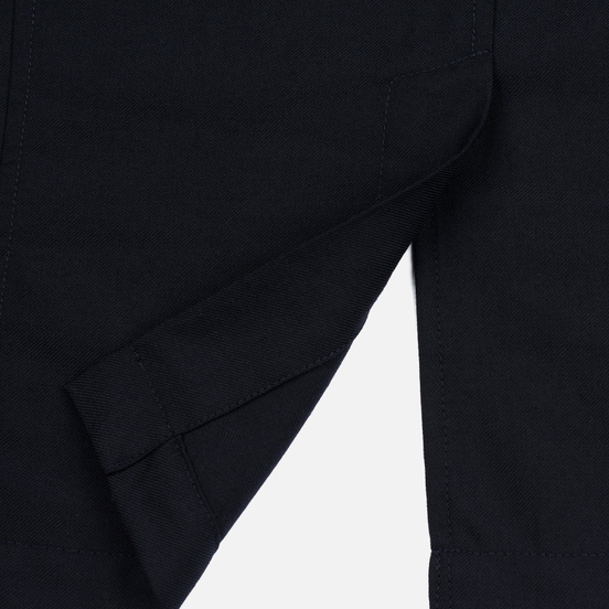 Мужская куртка Universal Works Two Button Caberdine Navy