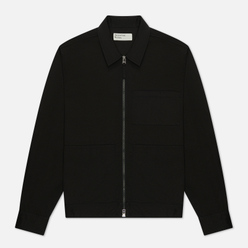 Мужская куртка Universal Works Zip Uniform Twill Black
