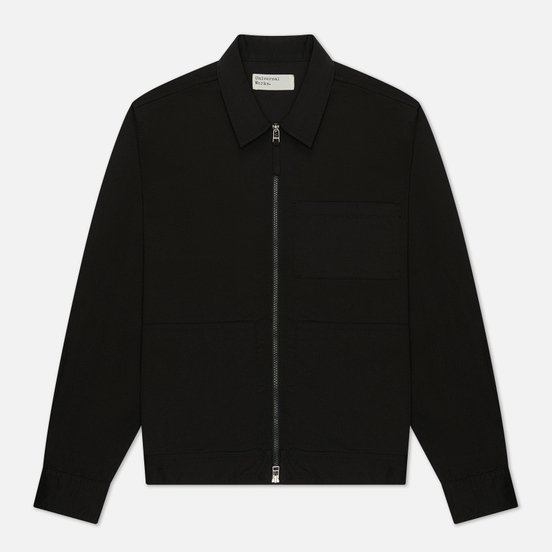 Мужская куртка Universal Works Zip Uniform Twill Black