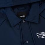 Мужская куртка Vans Torrey Hooded MTE Dress Blues фото- 2