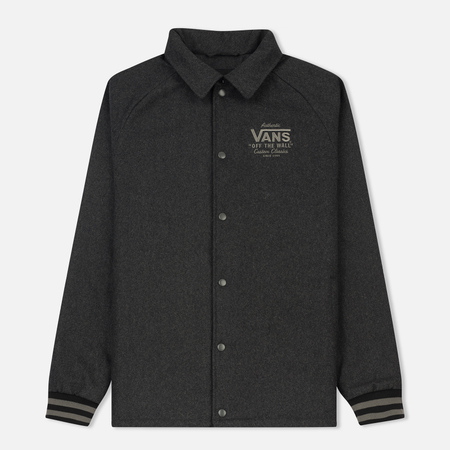 Мужская куртка Vans Torrey Varsity New Charcoal