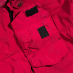 Мужская куртка ветровка Acronym x Nemen Hardshell Object Dyed Dark Pink/Ink Black фото- 4