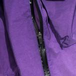 Мужская куртка ветровка Acronym x Nemen Hardshell Object Dyed Dark Purple/White фото- 5