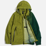 Мужская куртка ветровка Acronym x Nemen Hardshell Object Dyed Leaf Green/Bottle Green фото- 1