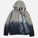 Мужская куртка ветровка Acronym x Nemen Hardshell Object Dyed Light Grey/Blue Denim фото- 1