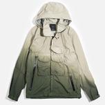 Мужская куртка ветровка Acronym x Nemen Hardshell Object Dyed Sand/Olive фото- 0