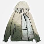 Мужская куртка ветровка Acronym x Nemen Hardshell Object Dyed Sand/Olive фото- 1