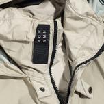 Мужская куртка ветровка Acronym x Nemen Hardshell Object Dyed Sand/Olive фото- 3