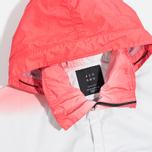 Acronym x Nemen Hardshell Object Dyed Jacket White/Dirty Orange photo- 2