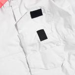 Acronym x Nemen Hardshell Object Dyed Jacket White/Dirty Orange photo- 4