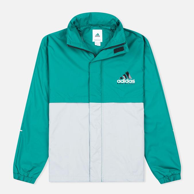 Мужская куртка ветровка adidas Originals Equipment OG Green/Grey