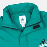 Мужская куртка ветровка adidas Originals Equipment OG Green/Grey фото- 2