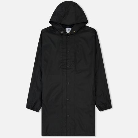 Мужская куртка ветровка adidas Originals Trefoil Coat Black