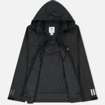 Мужская куртка ветровка adidas Originals x White Mountaineering Field Black фото- 1