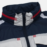 Мужская куртка ветровка adidas Originals x White Mountaineering Field Collegiate Navy фото- 3