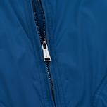 Мужская куртка ветровка Aquascutum Beacons Hooded Blue фото- 4