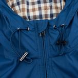 Мужская куртка ветровка Aquascutum Beacons Hooded Blue фото- 3