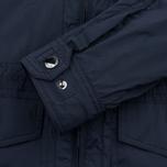 Мужская куртка ветровка Aquascutum Masham Field Navy фото- 9