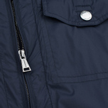Мужская куртка ветровка Aquascutum Masham Field Navy фото- 5