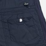 Мужская куртка ветровка Aquascutum Masham Field Navy фото- 8