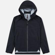 Мужская куртка ветровка Arcteryx Veilance Arris Black фото- 0