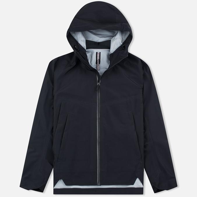Мужская куртка ветровка Arcteryx Veilance Arris Black