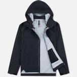 Мужская куртка ветровка Arcteryx Veilance Arris Black фото- 1