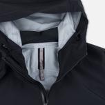 Мужская куртка ветровка Arcteryx Veilance Arris Black фото- 2