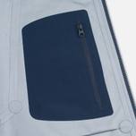 Мужская куртка ветровка Arcteryx Veilance Arris Navy Blue фото- 9