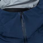 Мужская куртка ветровка Arcteryx Veilance Arris Navy Blue фото- 3