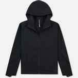Мужская куртка ветровка Arcteryx Veilance Isogon Black фото- 0