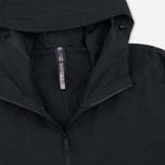 Мужская куртка ветровка Arcteryx Veilance Isogon Black фото- 2