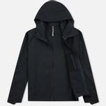 Мужская куртка ветровка Arcteryx Veilance Isogon Black фото- 1