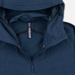 Мужская куртка ветровка Arcteryx Veilance Isogon Navy Blue фото- 2