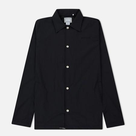 Мужская куртка ветровка ASICS OP Coach Performance Black