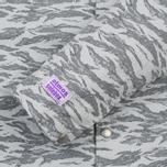 Мужская куртка ветровка ASICS x atmos x Solebox Camo Glacier Grey фото- 4